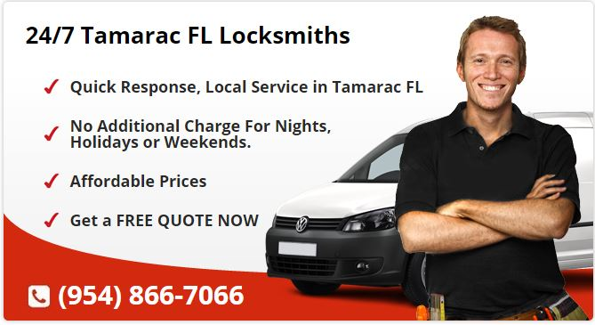24 Hour Locksmith Tamarac FL