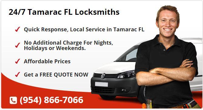 24 Hour Locksmith Tamarac FL